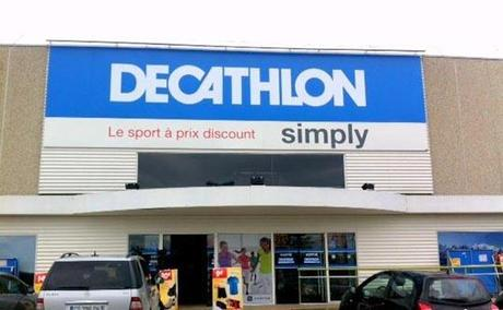 decathlon simply lempdes l enseigne sport version discount paperblog. Black Bedroom Furniture Sets. Home Design Ideas