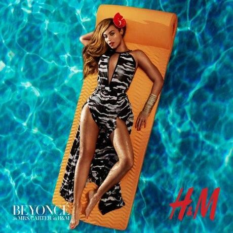 La Collection Beachwear Beyoncé for H&M..;.