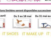 Pause beauté Color Box, Plan Bourjois/San Marina