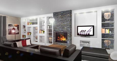 mh d co l 39 am nagement int rieur est une affaire de pro paperblog. Black Bedroom Furniture Sets. Home Design Ideas