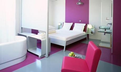 Hi hotel un h tel design et color nice voir for Hotel design nice