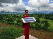 première ville solaire sera Inde