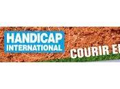 agendas dimanche mai, Handicap International propose sportifs valides handicapés Courir Ensemble pour soutenir actions Mali.