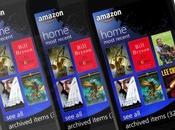 Amazon smartphone avec écran