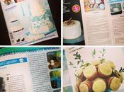 cake design france publications dans magazine français
