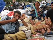 Incendie expulsion Lyon squats roms 2013 (suite)