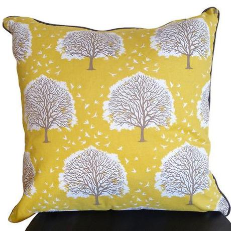 picez votre d co avec le jaune moutarde id al pour. Black Bedroom Furniture Sets. Home Design Ideas