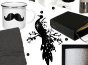 Fête Mères Idées cadeaux déco en…noir blanc