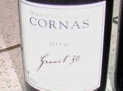vins Cornas millésime 2010
