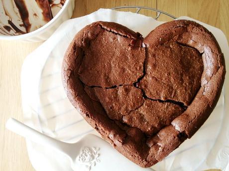 Le g teau fondant au chocolat voir - Recette du fondant au chocolat ...