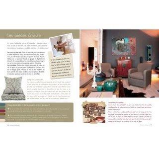 une maison tout en couleurs tous les conseils et astuces de val rie damidot voir. Black Bedroom Furniture Sets. Home Design Ideas