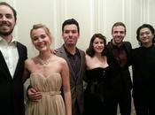 ❛Concert❜ Récital classe maître Fondation Mona Bismarck Copland, Berlin, Barber Nuit Américaine David Stern, Jeff Cohen Opera Fuoco.