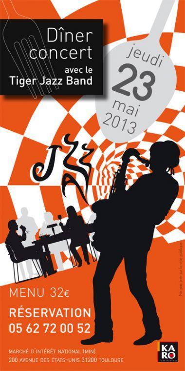 jazz band concert report essay