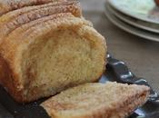 Cinnamon Brioche Loaf brioche effeuiller cannelle Donna