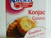 tartinade diététique Ricoré avec Konjac cuisine (sans sucre matières grasses)