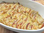 Feuilleté pommes terre fenouil gratin