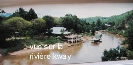 vue sur la rivière kwy