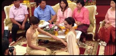 Thaïlande : Les femmes épousent des femmes.