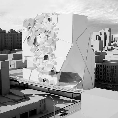 Performing Arts Center - High Line - New York - Sofya Lapina & Sara Moomsaz