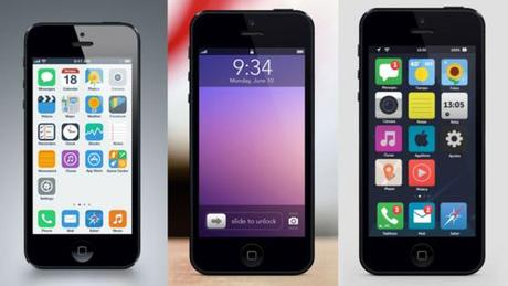 8 styles de l'iOS 7 sur nos iPhone...