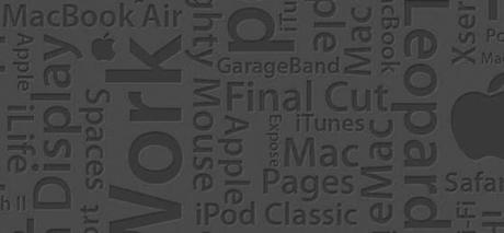 Les logiciels Mac OS X en fond d'écran sur votre iPhone 5...