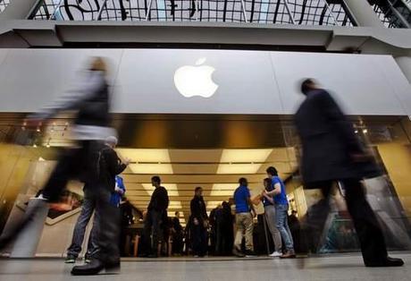 Apple, la pomme de la discorde !