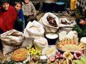 cuisine d'une famille équateurienne