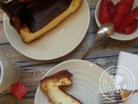 Käsekuchen: le cheesecake allemand, la tarte au fromage blanc