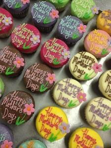 cupcake fête des mères