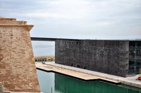 Un week-end à Marseille # 4 : le MuCEM, le Fort-Saint-Jean et les docks...