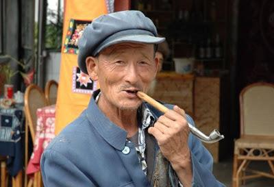 L'entraide entre personnes agées en Chine !