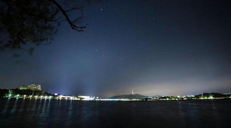 After Dark: Canberra Time-lapse
