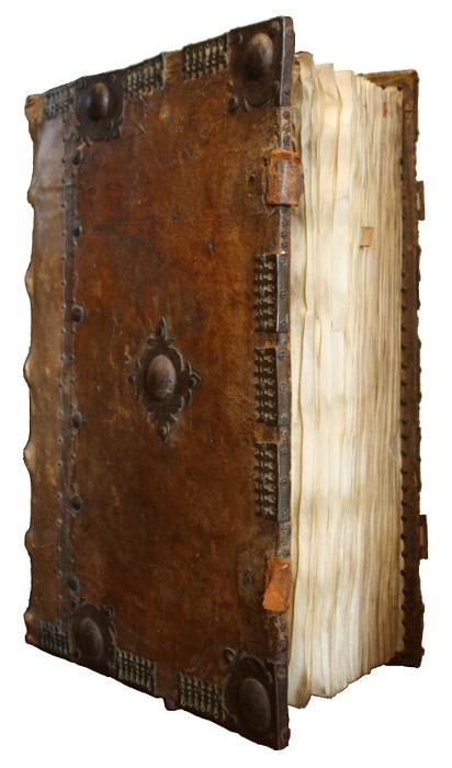 Antiphonaire rel5 Monumental antiphonaire du XVe siècle