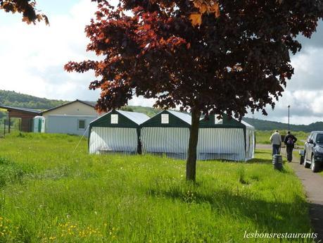 SIERC-LES-BAINS(57)-Marche Gourmande-Chez les Pompiers
