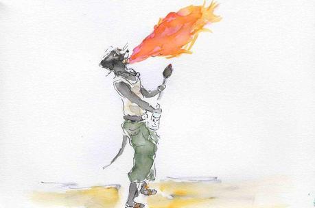 183) jouer avec feu
