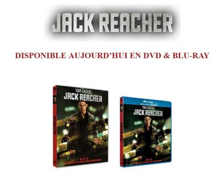 Jack Reacher : Disponible en DVD et BLU-RAY. Découvrez un nouvel extrait du film !