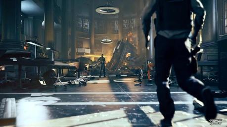 1369164278 quantumbreak screenshot1 Xbox One : La liste des jeux à venir  Xbox One Quantum Break Forza Motorsport 5 Destiny