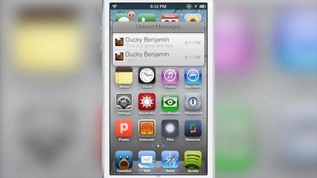Badger est désormais disponible pour votre iPhone...