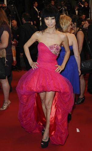 Fashion carton rouge sur le red carpet !