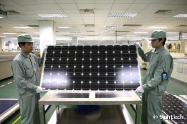 Panneaux solaires : la guerre commerciale est déclarée entre l'Europe et la Chine