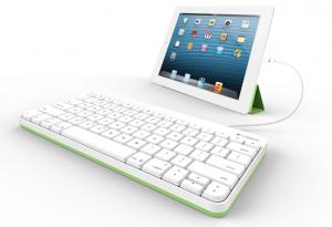 Et Logitech inventa… le clavier filaire pour iPad