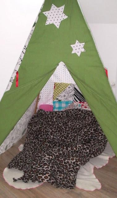 TIPI HOME MADE !