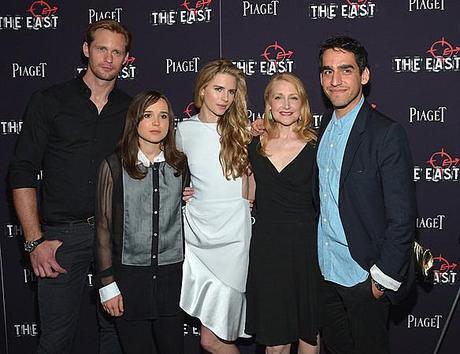 Alexander Skarsgard :'The East' Première à New York