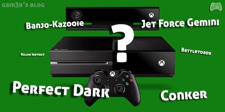Rare : Une licence historique de retour sur Xbox One !