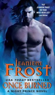 Night Prince T.1 : Once Burned - Jeaniene Frost (Audiobook - VO)