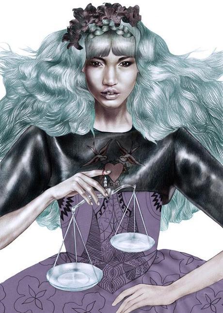 Photorealistic drawings by Minni Havas