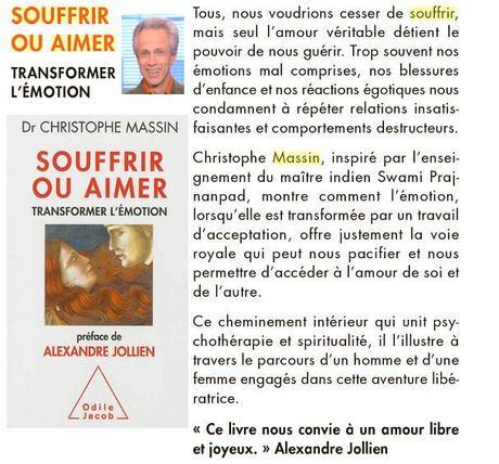 Souffrir ou Aimer avec Christophe Massin