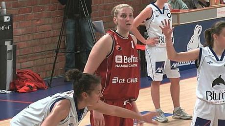 Laurence VAN MALDEREN (Namur) basketfeminin.com