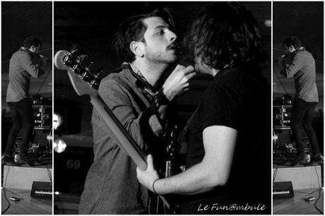 rock,Morning dead,live,le funambule