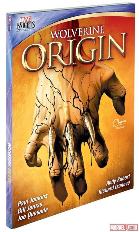 wolverine origins_jaquette_dvd
